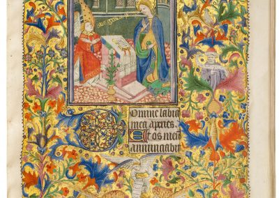 Dr. Jörg Günther Rare Books AG - Stand 109 / Circle of the Bedford/Dunois Masters 'Talbot-Beauchamp Book of Hours'