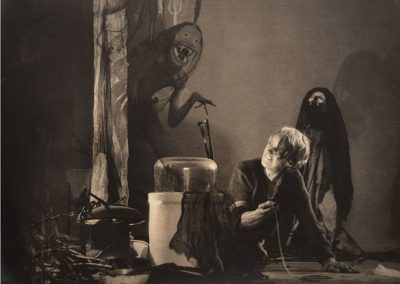 Stephan Romano Gallery, William Mortensen, The Old Hag with Incubus, Photography