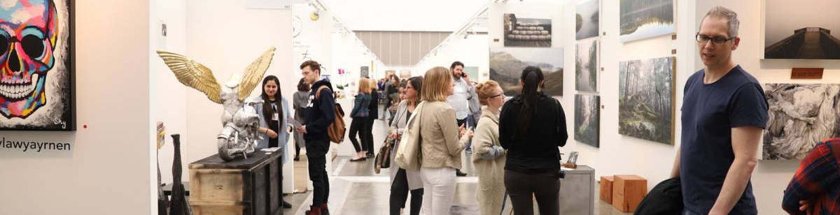Woolwich Contemporary Print Fair