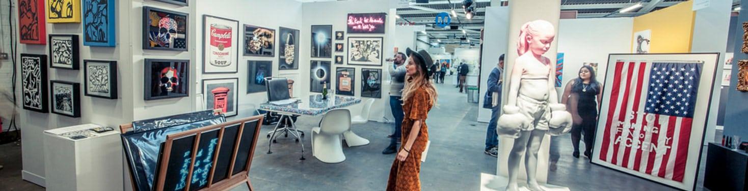 Urvanity Art Fair Madrid
