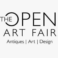 The Open Art Fair logo (BADA)